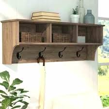 wall mounted lantern hook clothing wall clothes rack with shelf hooks outstanding mounted lantern hook decorative