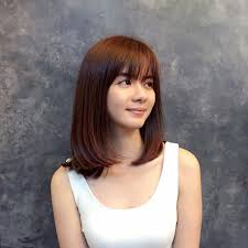 Hair Style For Asians mediumlengthbob hairstyle for asian girls 2017 styles weekly 7123 by stevesalt.us