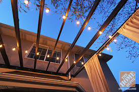 lighting a pergola. Pergola String Lights Deck Decorating Ideas With Creations Design Unique And Elegant Modern Bulb Lighting A