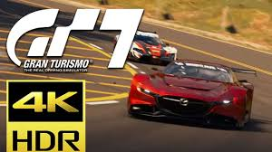 Gran Turismo 7 Official PS5 Gameplay 4K ...