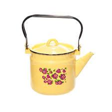 <b>Чайник эмалированный</b> СтальЭмаль 1с25с, <b>2 л</b> в Москве ...