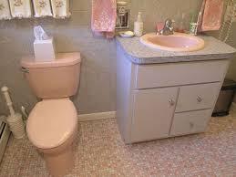 bathroom restoration. Gerber-Bahama-Pink-toilet Bathroom Restoration N