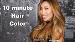 Schwarzkopf 10 Minute Hair Color Chart 10 Minute Hair Color