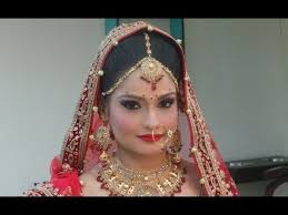 indian bridal makeup modern look
