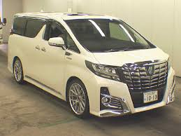 2015+ Toyota Alphard Hybrid and Vellfire Hybrid - importing now ...