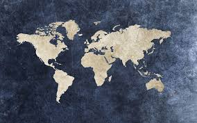 Earth Map Wallpapers Top Free Earth Map Backgrounds