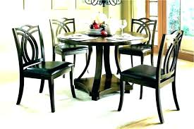 small circle dining table small round black dining table medium size of small circle kitchen table