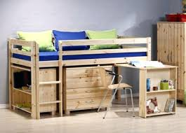 bunk bed with slide and desk. Kids Bunk Beds With Storage Drawers Home Design Software Free Download . Bed Slide And Desk T