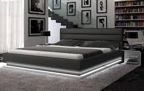 king platform bed set. Contemporary Set Image Of Cool Black King Platform Bed And Set T