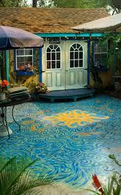 patio paint ideasPainted Concrete Patios Superb Patio Heater And Patio Paint Ideas