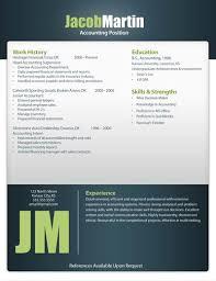 Resume Modern Te Free Resume Templates In Word Free Resume Templates Modern Resumes