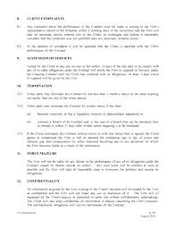 Termination Of Cleaning Services Letter Accounting Clerk Resume Sample Termination Of Services Letter