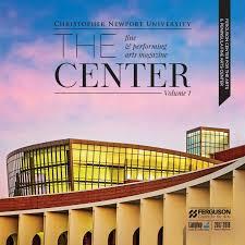Cnu Ferguson Center Seating Chart The Center 2017 2018 By Christopher Newport University Issuu