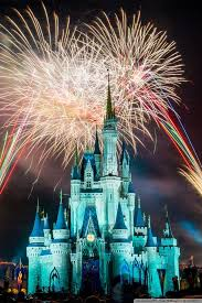 disney castle fireworks wallpaper. Plain Fireworks Magic Kingdom Fireworks HD Desktop Wallpaper  Widescreen High For Disney Castle Wallpaper I