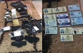 National Fake Arrested News Agency Deadly Ids – Impostor Arsenal Nairobi With Intelligence In And