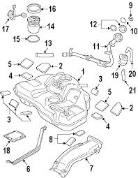parts com® mazda nut union 03 mazda6 partnumber gj6a42167 2005 mazda 6 s v6 3 0 liter gas fuel system components