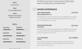 Resume Lay Out Classy 48 Most Professional Editable Resume Templates For Jobseekers R