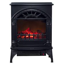 northwest freestanding electric log fire compact showroom napoleon oak clearance stone most realistic heaters hanging small