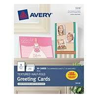 Avery Cards Stationery Invitations Walmart Com