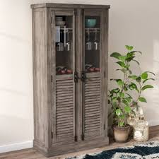 hidden bar furniture. Chaffee Bar Cabinet Hidden Furniture E
