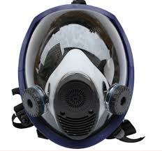 updated full face mask for 6800 gas mask full face facepiece respirator for painting spraying free
