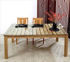 Diy pallet outdoor dinning table Wooden Pallets Pallet Dining Table Diy Diy Projects 58 Diy Pallet Dining Tables Diy To Make