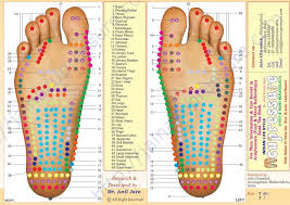 Reflexology Pressure Points Chart Foot Acupuncture Points Chart Bing Images Acupressure