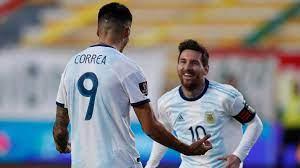 موعد مباراة الأرجنتين وباراجواي في تصفيات كأس العالم والقنوات الناقلة