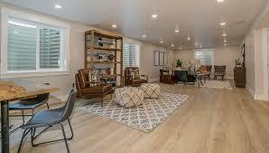 average cost to finish a basement