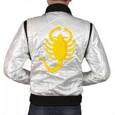 Ryan Gosling Drive Biker Jacket