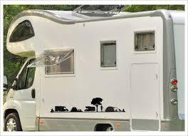Aufkleber Wohnmobil Wohnwagen Auto Zelten Camping Urlaub Caravan