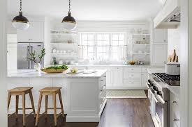 White Country Kitchen home improvement ideas