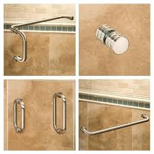 pulls and towel bars shower bath enclosures hardware glass shower door pull handles