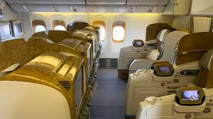 flight review emirates business cl