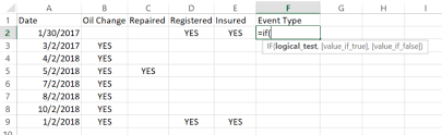 How To Use If Statements In Microsoft Excel
