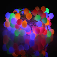 Battery Powered Outdoor Globe Lights 8 Modes 6m 60led 3aa Battery Operated Outdoor Globe String