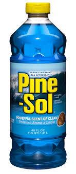 pine sol sparkling wave multi surface cleaner 48 fluid ounce bottles