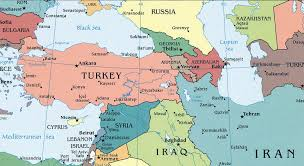 turkey middle east map. Contemporary Map The Turks Saying They Had Acted On An Intelligence Tip Forced The Air  Syria Flight With 35 Passengers Aboard To Land At Airport In Turkish Capital  For Turkey Middle East Map T