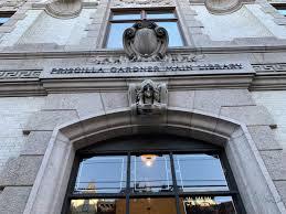 Priscilla Gardner Main Library - Jersey City Free Public Library