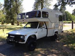BangShift.com This Could Be The Coolest Toyota RV Ever: Solid Axle ...