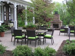 brick patio cost elegant circular paver designs pavers falling estimator concrete and