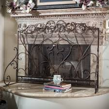 Christopher Knight Home Claridge Iron Fireplace Screen - Free Shipping  Today - Overstock.com - 16762756