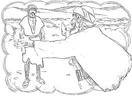 Parable Of The Prodigal Son Coloring Pages Best Page