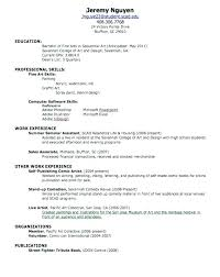 How To Write A Resume For College Best 5120 How To Write A Resume For College How Can Write Resume How One Can