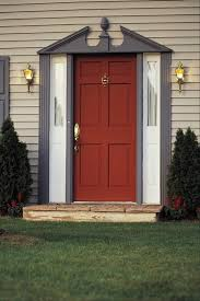 front door with one sidelightHow to replace front door with sidelights