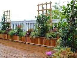 fence mounted flower boxes planter box plans outdoor window within 16