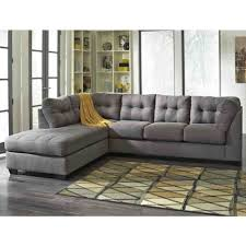 Ashley Furniture Maier Sectional in Charcoal