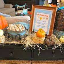 Fall Baby Shower Ideas  Southern LivingBaby Shower Fall Ideas