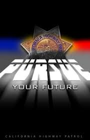 Each letter of the alphabet has a target word to increase understandability in spelling. Pursue Your Future Pamphlet California Highway Patrol State Of