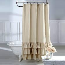 light pink shower curtain pink ruffle shower curtain grey ruffle shower curtain gray ruffle shower curtain